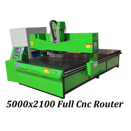 Cnc Router Power Speed 5000X2100  Profesyonel
